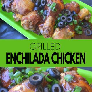 Enchilada Chicken.