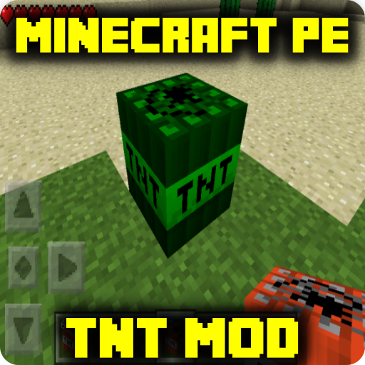 Too Much TNT for Minecraft PE for PC