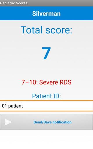 Pediatric Scores screenshot 5