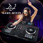 DJ Name Mixer - My Name DJ Song Maker icon