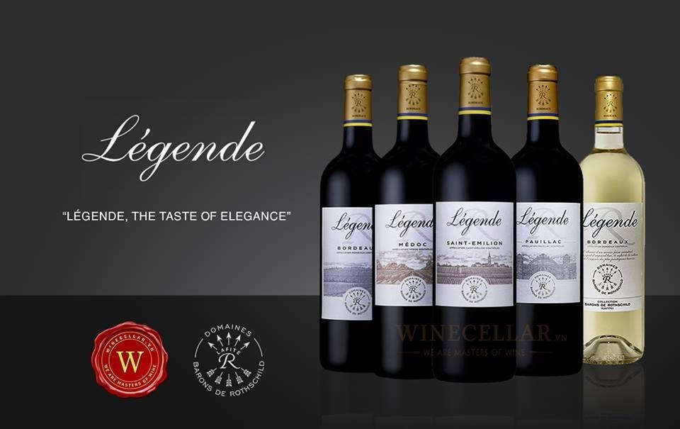 Legende Collection - DBR (Lafite)