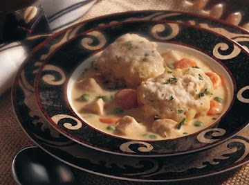 Chicken And Black Pepper Dumplings Recipe