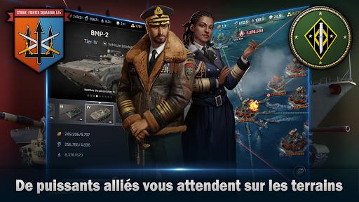 Télécharger Gratuit Gunship Battle Total Warfare apk mod screenshots 5