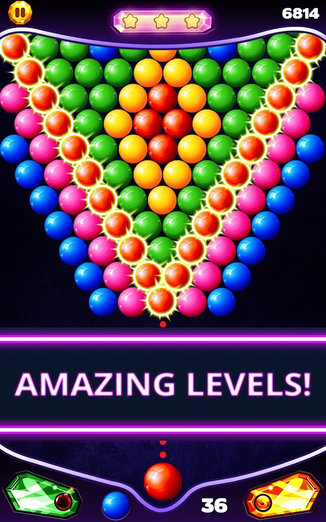 Bubble Shooter Classic Android 3