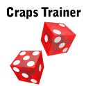 Craps Trainer Free icon