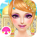 Indian Girl Salon-girls games icon