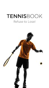 Tennis Book - náhled