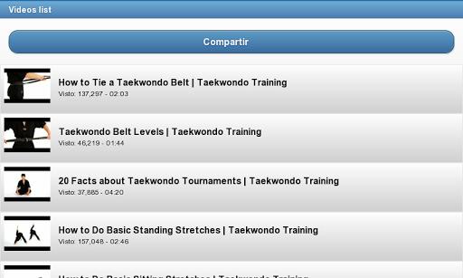 Taekwondo training for PC