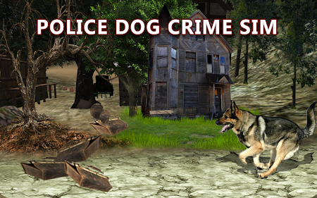 Police Dog Crime Simulator 1.0 screenshot 1725263