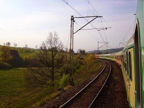 Photo: Gdzieś na szlaku Boguszów Gorce - Jelenia Góra