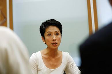蓮舫、「問題があれば正す、に尽きる」与党への姿勢を表明も有権者からはツッコミの嵐「あなた自身の問題は?」