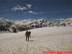 Photo: IMG_8842 legati sulla Vedretta del Gran Zebru