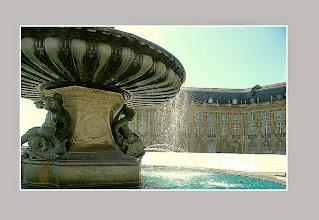 Photo: Fontaine de la Bourse