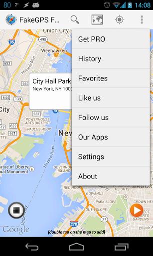 Fake GPS GO Location Spoofer Free 4.9.5 screenshots 15