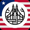 ✈ California Travel Guide Offline icon