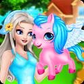 Feed & Care Pony - Angela Girl icon