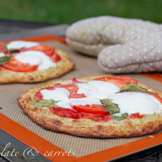 Cauliflower Pizza.