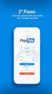 PayTalk - náhled