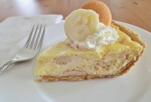 Click Here for Recipe: Banana Pudding Cheesecake