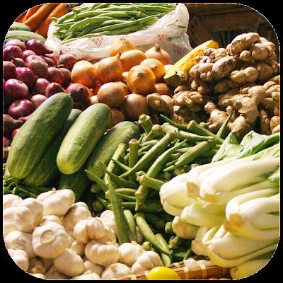 Home Vegetables