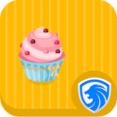 AppLock Theme - Cupcake
