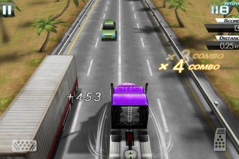 Mini Crazy Traffic Highway Race 1.2.16 screenshots 4