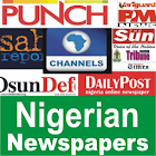 Nigerian Newspapers by Pachi Apps icon