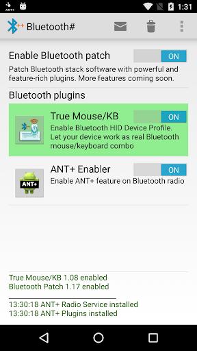 Bluetooth+ Screenshot