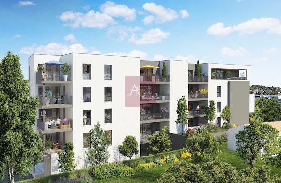 Vente appartement 2 pièces 40,68 m2