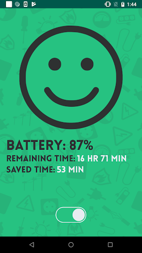Happy Battery Saver 1.2 screenshots 1