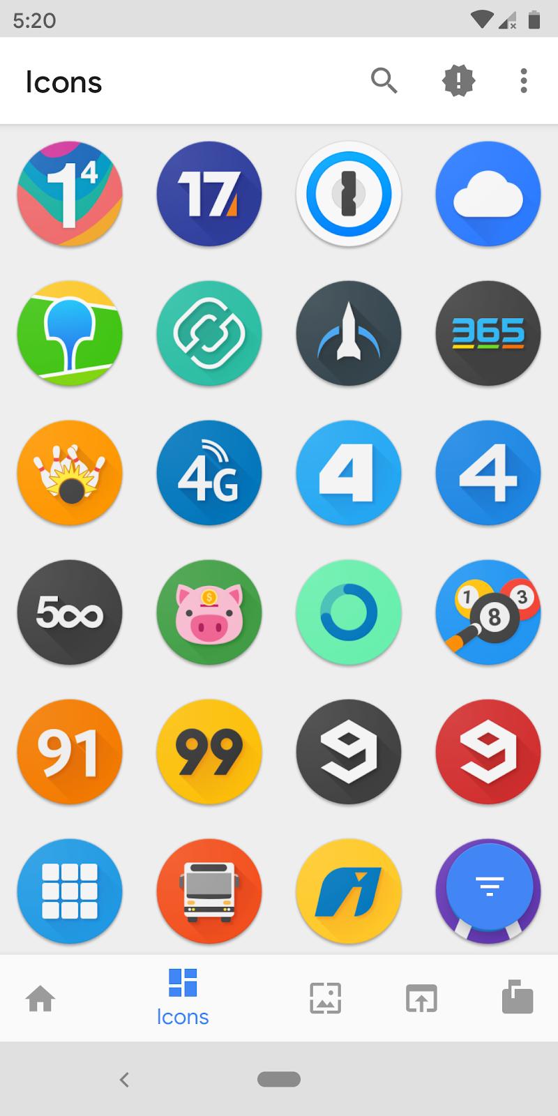 Pixel Icons Screenshot 3