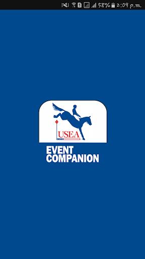 USEA Event Companion Screenshot