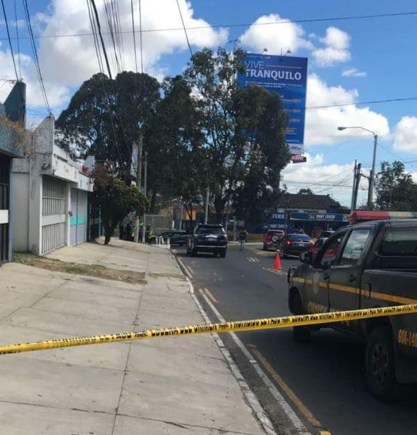 The ex-president of the Guatemalan Supreme Court, Jose Arturo Sierra, was shot dead Friday.