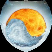 Yin and Yang Live Wallpaper