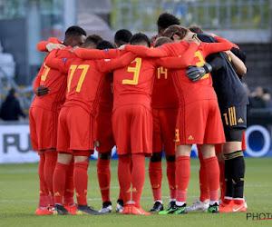 Pas de Coupe du Monde pour les U17 belges, éliminés par la Hongrie