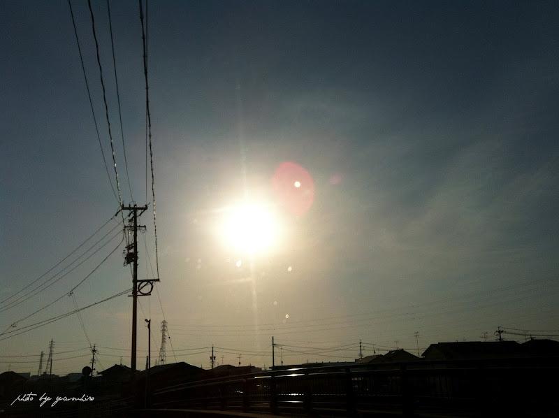 Photo: April 10, 2012 朝のソラ