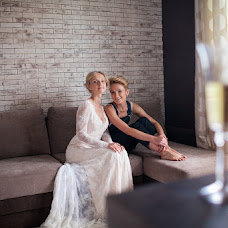 Wedding photographer Mikhail Chervyakov (Cherms). Photo of 28.09.2014