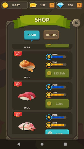 Sushi Train screenshot 3