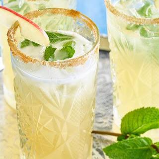 Hard Cider Cocktail.