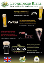 Photo: Zwickl, Pils, Twist&Stout, Leoness