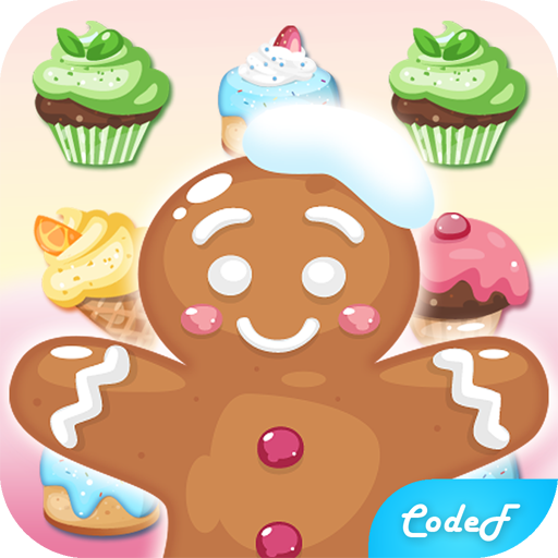 Cake Land - Ginger bread man adventure (game)