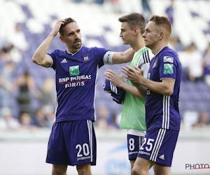 Anderlecht duwt Kums naar de uitgang: zelfs niet in de wedstrijdselectie
