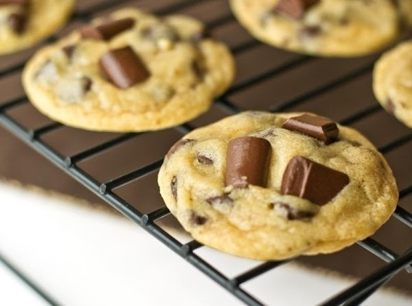 Chocolate Chunk Nut Cookies Recipe