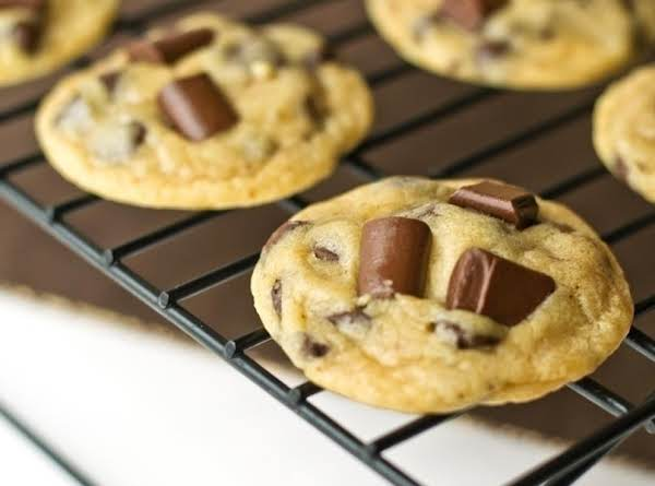 Chocolate Chunk Nut Cookies Recipe