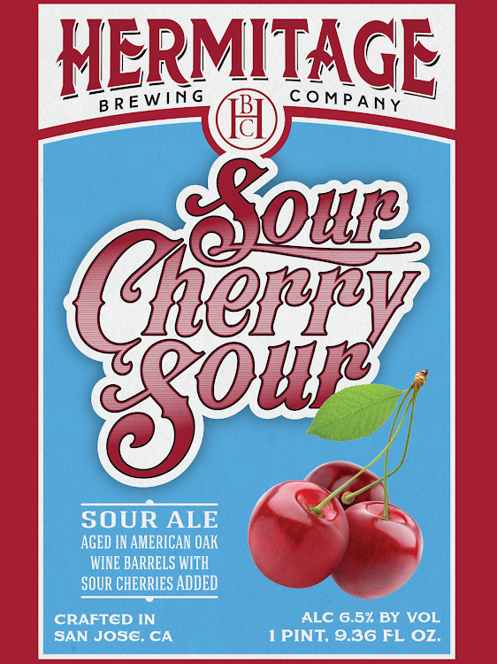 Logo of Hermitage Sour Cherry Sour