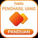 Helo Aplikasi Penghasil Uang Gratis 2021 icon