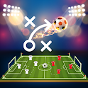 Football Team Manager, Formations and Tactics icon