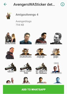 Stickers para whats - Memes con frases Screenshot
