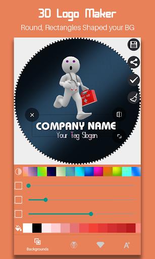 3D Logo Maker 2019 1.2 screenshots 2