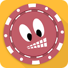 Chips of Fury - virtual poker chips icon